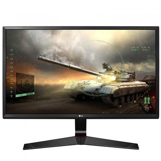 LG 27 inch 68.58 cm Gaming LED Backlit Computer Monitor Full HD IPS Panel with VGA, HDMI, Display, Audio Out, Heaphone Ports  27MP59G Deltapage.com