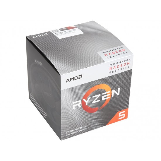 AMD Ryzen 5 3400G with Radeon RX Vega 11 Graphics Deltapage.com