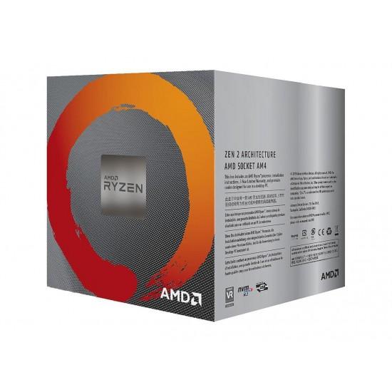 Amd Ryzen 5 3600X Deltapage.com
