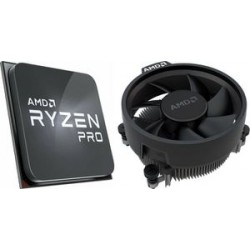 AMD Ryzen 3 PRO 4350G Tray Pack With Cooler