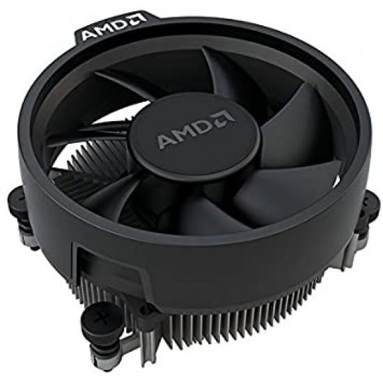 AMD Ryzen 5 5600X With Wraith Stealth Cooler