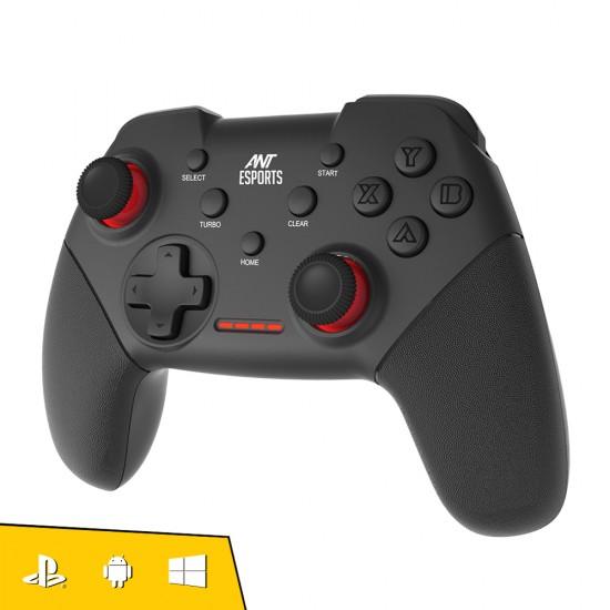 Ant Esports GP300 Pro Wireless Gaming Controller USB Gamepad Joysticks Deltapage.com
