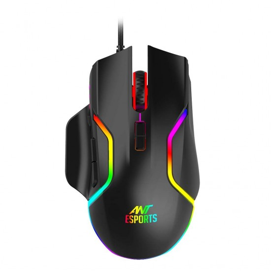 Ant Esports GM 320 Gaming Mouse RGB