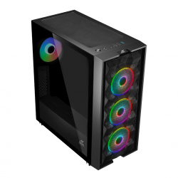Ant Esports ICE-521MT Mid Tower ARGB Gaming Cabinet