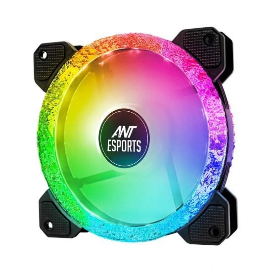 Ant Esports Royaleflow 120 Auto RGB 1200 RPM Case Fan