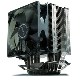 Antec Cpu Cooler A40 Pro With 4 Copper Pipes, 120mm LED FAN