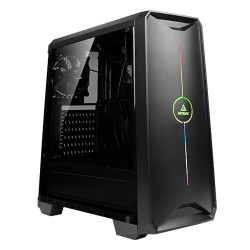 Antec Mid-Tower Case NX200 ARGB Led, 1 * 120 MM  Cooler