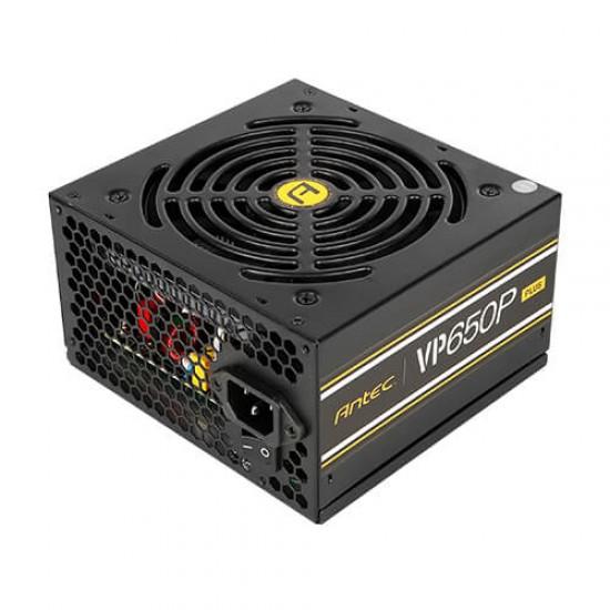 Antec SMPS VP650P Plus EC  650 Watts 80 Plus Deltapage.com