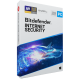 Bitdefender INTERNET SECURITY 2020 1 PC 1 Year