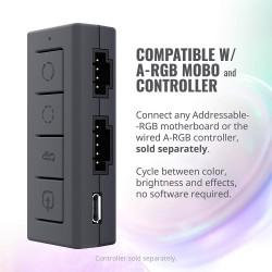 Cooler Master Case Fan MF120R ARGB R4-120R-20PC-R1