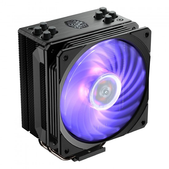 Cooler Master Hyper 212 RGB Black Edition RR-212S-20PC-R1 Deltapage.com
