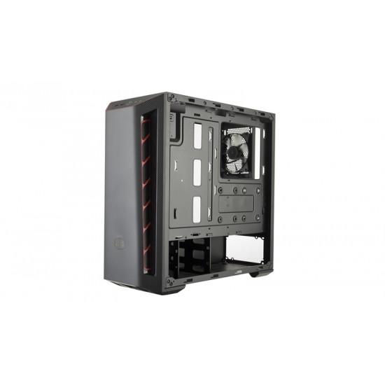 Cooler Master Case MasterBox MB510L Red trim MCB-B510L-KANN-S00 Deltapage.com