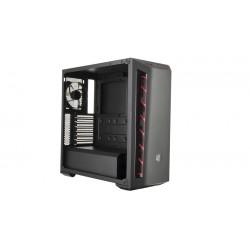 Cooler Master Case MasterBox MB510L Red trim MCB-B510L-KANN-S00