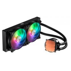 Cooler Master CPU Liquid Cooler ML240R RGB MLX-D24M-A20PC-R1