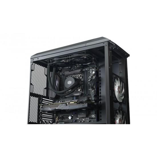 Cooler Master CPU Liquid Cooler MasterLiquid 240 MLX-D24M-A20PW-R1 Deltapage.com
