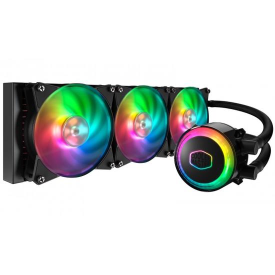 Cooler Master CPU Liquid Cooler ML360R RGB MLX-D36M-A20PC-R1 Deltapage.com