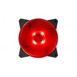 Cooler Master Case Cooler MF120L Red LED R4-C1DS-12FR-R1