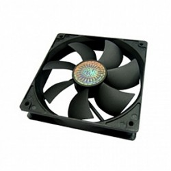 Cooler Master Case Cooler 120x120x25mm sleeve fan 4 in 1 R4-S2S-124K-GP