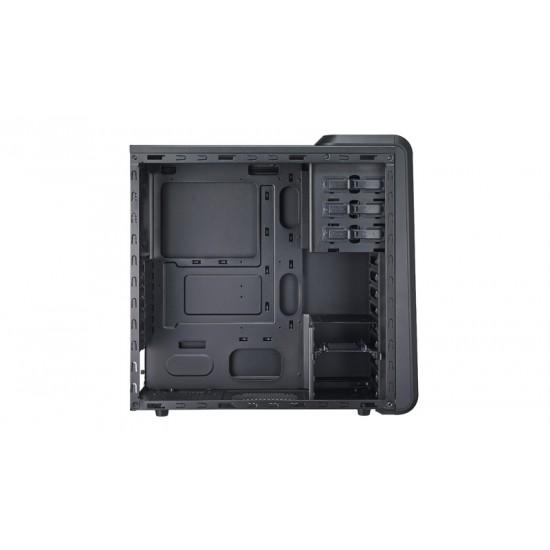 Cooler Master Case CM FORCE 500TOP PSU MOUNTED FOR-500-KKN1