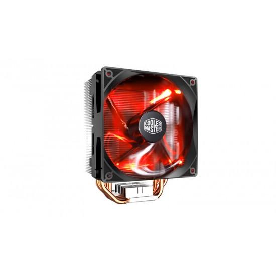 Cooler Master CPU Air Cooler Hyper 212 LED RR-212L-16PR-R1 Deltapage.com