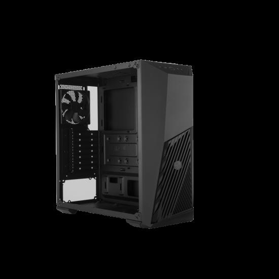 Cooler Master MasterBox K501L With Temper Glass RGB MCB-K501L-KGNN-SR1 Deltapage.com