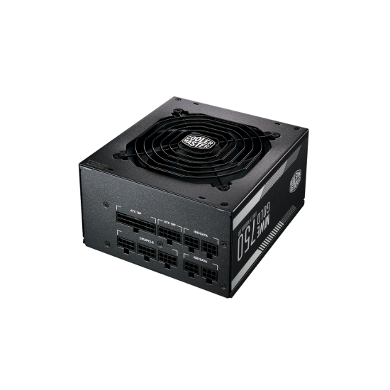 Cooler Master 750 Watt 80+ Gold Fully Modular SMPS MPY-7501-AFAAG-IN Deltapage.com