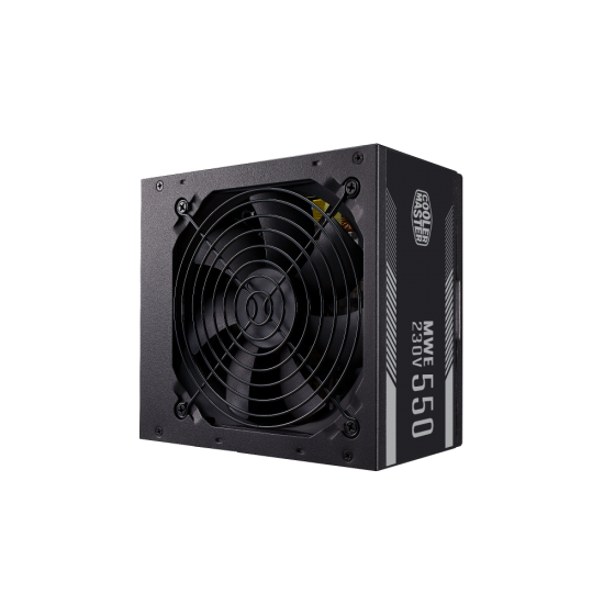 Cooler Master SMPS MWE 550 W 80+ White MPE-5501-ACABW-IN Deltapage.com
