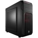 Corsair Cabinet CC-9011050-WW MID-TOWER CARBIDE SERIES SPEC-01 RED LED Deltapage.com
