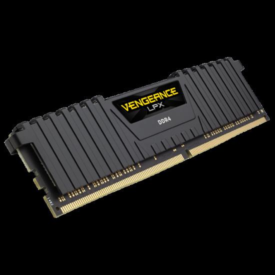 Corsair VENGEANCE LPX 16GB (1x16GB) DDR4 DRAM 3000MHz CMK16GX4M1D3000C16 Deltapage.com