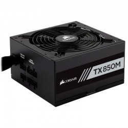 Corsair SMPS 850 W TX Series TX850M 80 PLUS GOLD Semi-Modular CP-9020130-UK