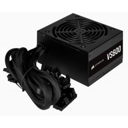 Corsair SMPS VS600 CP-9020224-IN 600 Watt 80 PLUS Certified