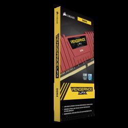 Corsair VENGEANCE LPX 8GB (1x8GB) DDR4 DRAM 2400MHz CMK8GX4M1A2400C16R