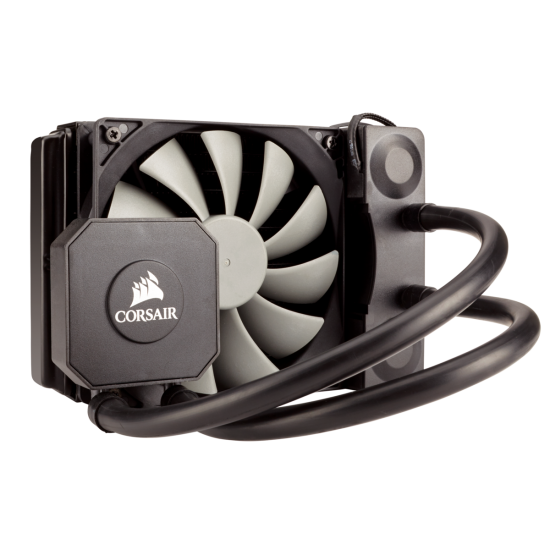 Corsair Hydro Series H45 Liquid CPU Cooler Deltapage.com