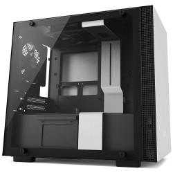 NZXT Case H200 Matte White CA-H200B-W1