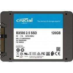 """Crucial 120GB BX500 SATA 2.5"""" 3D NAND SSD CT120BX500SSD1"""