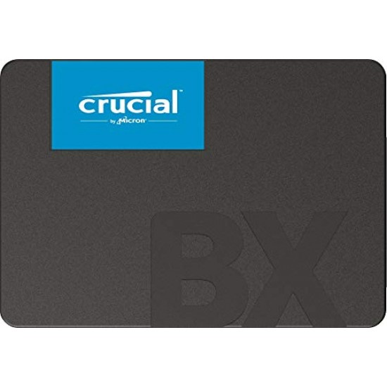 "Crucial 120GB BX500  SATA 2.5"" 3D NAND SSD CT120BX500SSD1 Deltapage.com"