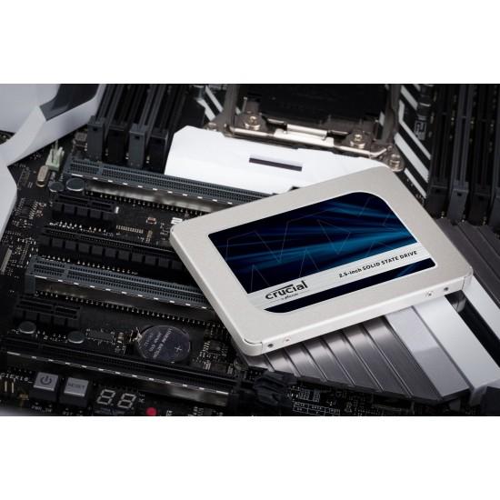 Crucial 250GB MX500 SATA CT250MX500SSD1 Deltapage.com