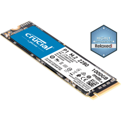 Crucial P1 1TB 3D NAND NVMe PCIe M.2 SSD CT1000P1SSD8
