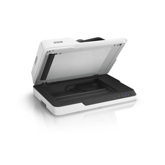 Epson DS-1630 Flatbed Color Duplex Document Scanner Deltapage.com