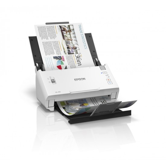 Epson DS-410 Duplex Color Document Scanner Deltapage.com