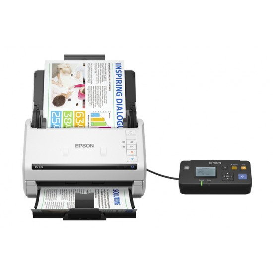 Epson DS-530 Color Duplex Document Scanner Deltapage.com