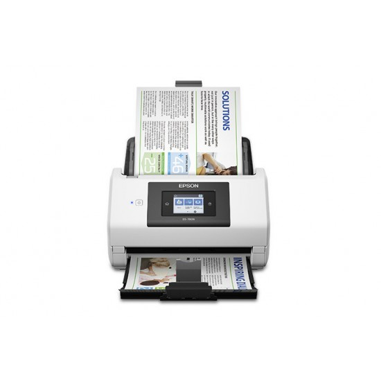 Epson DS-780N Network Color Document Scanner Deltapage.com