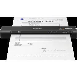 Epson WorkForce ES-60W Wireless Portable Document Scanner