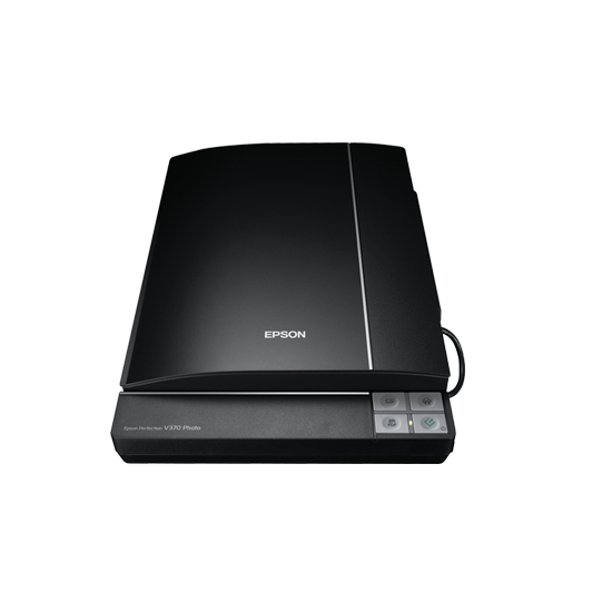 Epson Perfection V370 Photo Scanner Deltapage.com