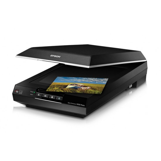 Epson Perfection V600 Photo Scanner Deltapage.com