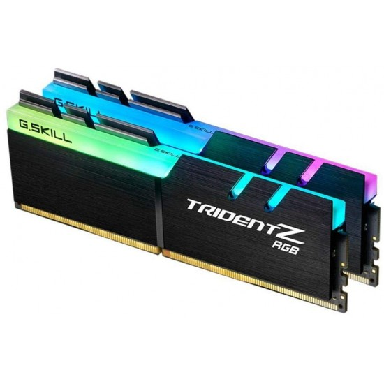 G.Skill Trident Z RGB DDR4 16GB (2 x 8GB) 3000 Mhz F4-3000C16D-16GTZR Deltapage.com