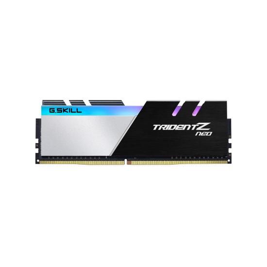 G.Skill Trident Z Neo DDR4-3600MHz CL18-22-22-42 1.35V 32GB (2x16GB) F4-3600C18D-32GTZNDeltapage.com