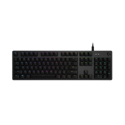 Logitech G512 Carbon RGB Mechanical Gaming Keyboard GX Blue 920-008949