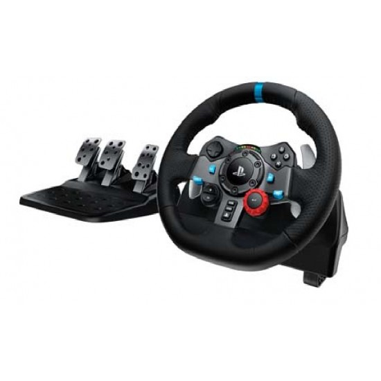 Logitech G29 DRIVING FORCE Racing Wheel 941-000143 Deltapage.com