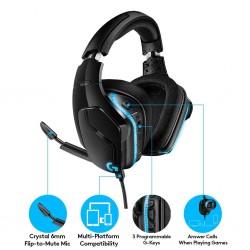 Logitech G633s 7.1 Lightsync Gaming Headset 981-000752